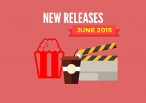 Redbox Top New Releases June 2015