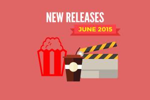 Redbox Top New Releases June 2015