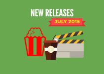 Redbox Top New Releases July 2015