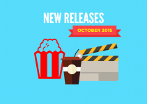Redbox New Releases October 2015