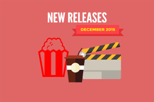 Redbox New Releases December 2015