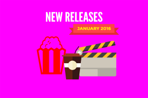Redbox New Releases January 2016