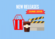 Redbox New Releases June 2016